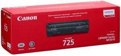 Картридж Canon 725 (3484B002/3484B005)