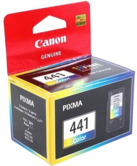 Картридж Canon CL-441 Color (5221B001) цветной