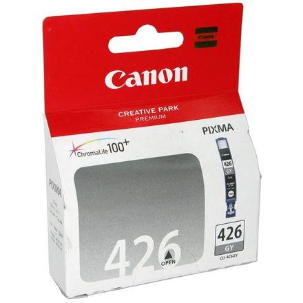 Картридж Canon CLI-426GY (4560B001) серый
