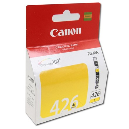 Картридж Canon CLI-426Y (4559B001) желтый