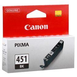 Картридж Canon CLI-451BK (6523B001) черный