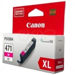 Картридж Canon CLI-471M XL (0348C001) пурпурный повышенной емкости