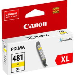 Картридж Canon CLI-481Y XL (2046C001) желтый повышенной емкости