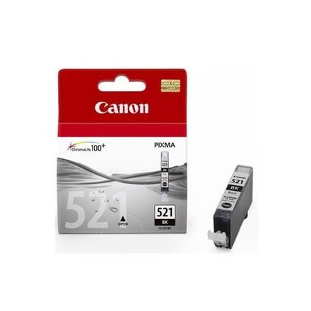 Картридж Canon CLI-521BK (2933B004) черный