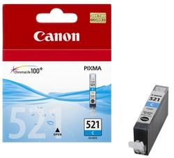 Картридж Canon CLI-521C (2934B004) голубой