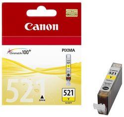 Картридж Canon CLI-521Y (2936B004) желтый