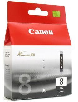 Картридж Canon CLI-8BK (0620B024) черный
