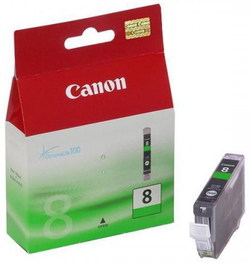 Картридж Canon CLI-8G (0627B001) зеленый