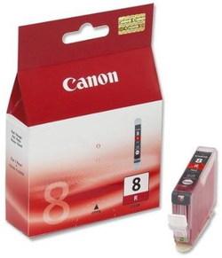 Картридж Canon CLI-8R (0626B001) красный