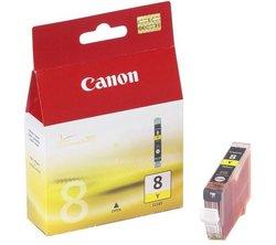 Картридж Canon CLI-8Y (0623B024) желтый