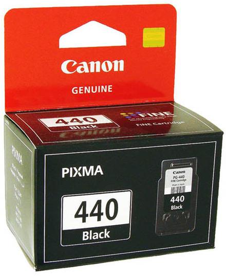 Картридж Canon PG-440 (5219B001) черный
