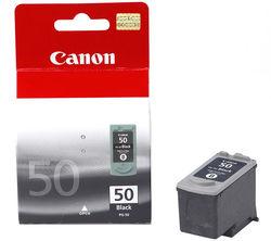 Картридж Canon PG-50 (0616B001) черный повышенной емкости