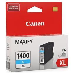 Картридж Canon PGI-1400XL C (9202B001) голубой