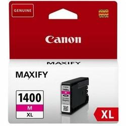 Картридж Canon PGI-1400XL M (9203B001) пурпурный
