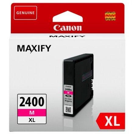 Картридж Canon PGI-2400XL M (9275B001) пурпурный