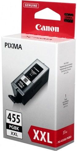 Картридж Canon PGI-455PGBK XXL (8052B001) черный повышенной емкости