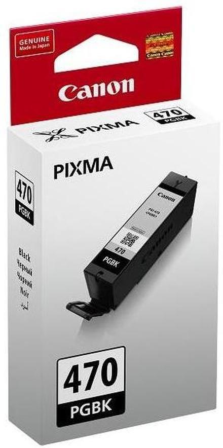 Картридж Canon PGI-470PGBK (0375C001) черный