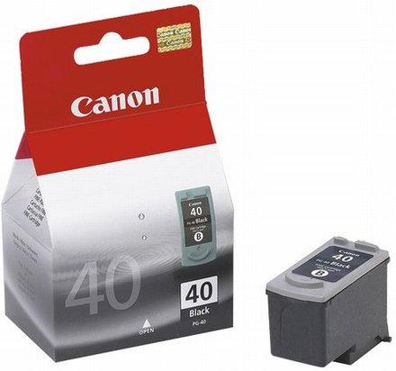 Картридж Canon PG-40  (0615B025) черный