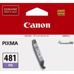 Картридж Canon CLI-481PB (2102C001) синий для фотографий