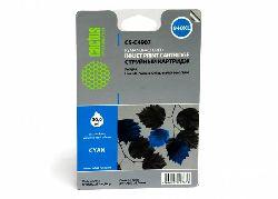 Картридж Cactus CS-C4907  № 940XL голубой совместимый с hp 940XL