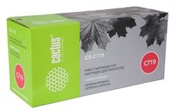 Картридж Cactus CS-C719