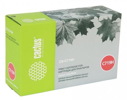 Картридж Cactus CS-C719H повышенной емкости