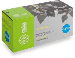 Картридж CS-CC532A желтый