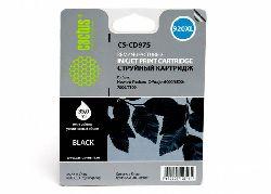 Картридж Cactus CS-CD975 №920XL (черный) совместимый аналог картриджа hp 920XL