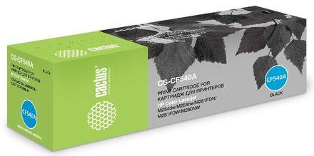 Картридж CS-CF540A черный