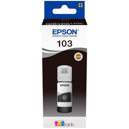 Контейнер с черными чернилами Epson 103 (T00S14A/C13T00S14A)
