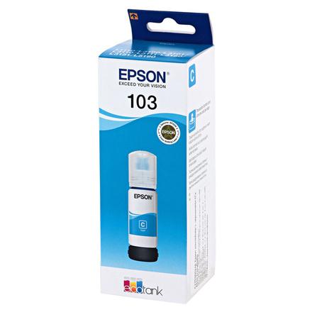 Контейнер с голубыми чернилами Epson 103 (T00S24A/C13T00S24A)