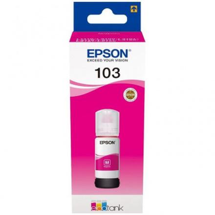 Контейнер с пурпурными чернилами Epson 103 (T00S34A/C13T00S34A)