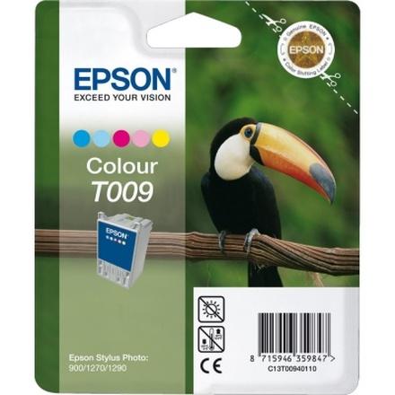 Картридж Epson C13T00940110 (T009) цветной