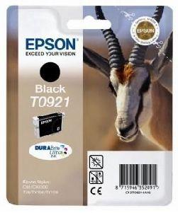 Картридж Epson T0921 черный