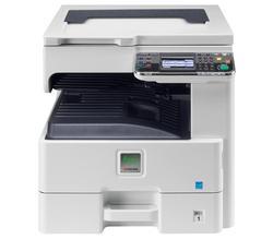 Ремонт МФУ Kyocera FS-6025MFP Замена механизма подачи бумаги из лотка