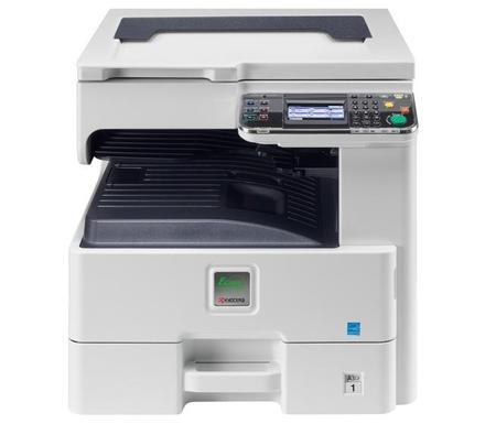 Ремонт МФУ Kyocera FS-6025MFP Очистка роликов механизма подачи бумаги из лотка