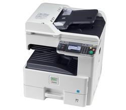 Ремонт МФУ Kyocera FS-6030MFP Замена механизма подачи бумаги из лотка