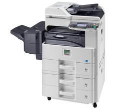 Ремонт МФУ Kyocera FS-6530MFP Замена механизма подачи бумаги из лотка