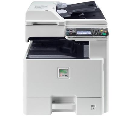 Ремонт МФУ Kyocera FS-C8020MFP Замена механизма подачи бумаги из лотка