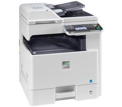 Ремонт МФУ Kyocera FS-C8520MFP Замена механизма подачи бумаги из лотка