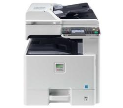 Ремонт МФУ Kyocera FS-C8525MFP Замена механизма подачи бумаги из лотка