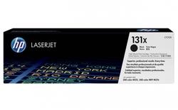 Картридж hp 131X (CF210X) черный повышенной емкости