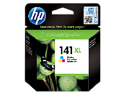 Картридж hp 141XL (CB338HE) цветной (не выпускается)