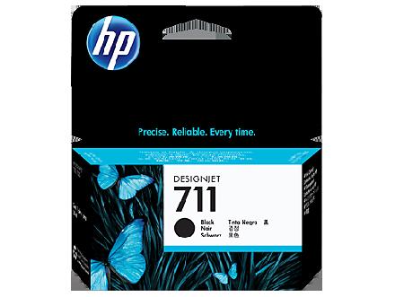 Картридж hp 711 (CZ129A) черный
