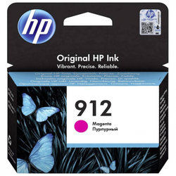 Картридж hp 912 пурпурный 3YL78AE