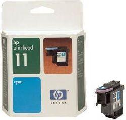 Печатающая головка (printhead) hp C4811A (hp 11) голубая