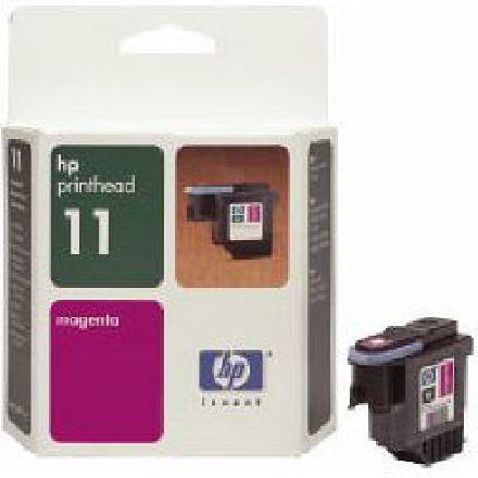 Печатающая головка (printhead) hp C4812A (hp 11) пурпурная