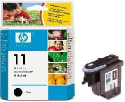 Печатающая головка (printhead) hp C4810A (hp 11) черная