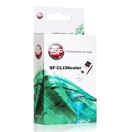 Картридж SuperFine SF-CLI36 цветной