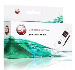 Картридж SuperFine SF-CLI471XL Bk черный повышенной емкости для Canon